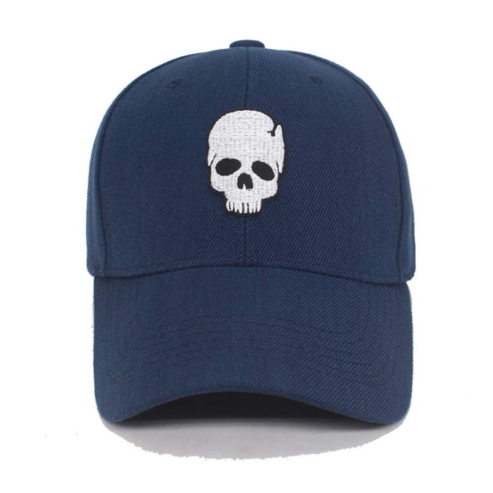 YUANBAOG Moda Berretto da Baseball Uomini Snapback Caps Bone Donne Cappelli per Uomo Casquette Gorras Cranio Solid Hip Hop Trucker pap/à Cappello