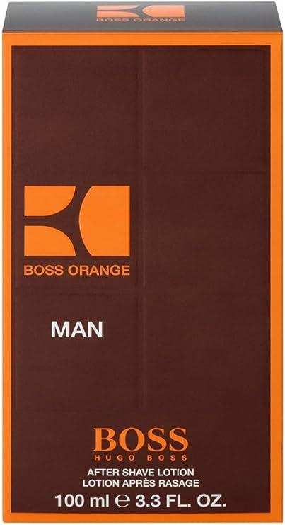 boss orange after shave