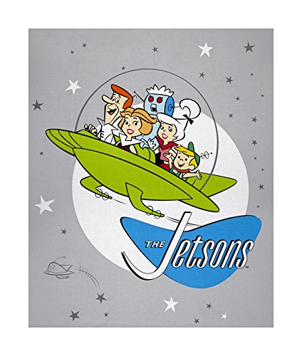 The Jetsons 36inPanel Multi (Jetson Characters)