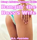 Bangin' the Boss's Wife (Dicey Affairs Book 22) by [Patricks, M.L.]