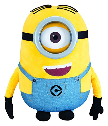 Despicable Me Jumbo Plush Minion Stuart Toy Figure -