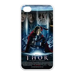 Apple iPhone 4 4s flexible rubber Case Retro Vintage Thor Avengers comics cartoon amazing marvel Iron Man Captain America X-Men Hulk Loki Cover unique logo protector bumper DIY Personalized portrait customized cover back shell creative gift ultra-thin best Quality Limited Edition by iStyle by ruishername