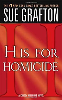 H is for Homicide 0312945655 Book Cover
