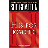 """H"" is for Homicide: A Kinsey Millhone Novel (Kinsey Millhone Alphabet Mysteries, 8)"