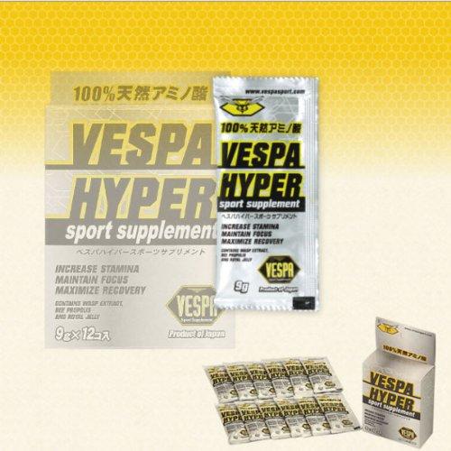 VESPA HYPER ベスパハイパー9g×12本セット B001QEGGHU