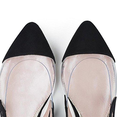Aruna Seth, Dame Ballerinasreeks Zwart Zwart 38 Zwart - Zwart - Size: 34