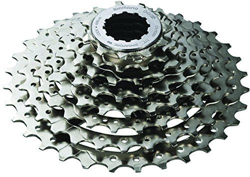 Sporting Goods Cycling Strict 8-fach Cassette Shimano Cs-hg41 11-30 Dents