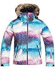 Roxy American Pie Insulated Snowboard Jacket Girls