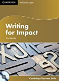 Writing for Impact Student's Book with Audio CD (Cambridge Business Skills)