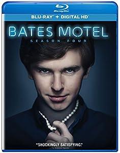 Cover Image for 'Bates Motel: Season Four (Blu-ray + Digital HD)'