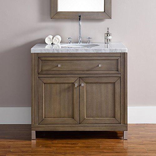 James Martin Chicago 36 In Single Bathroom Vanity Steam