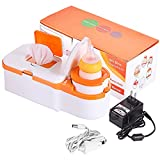 #10: Bela Beno Baby Wipe Warmer and Bottle Warmer Home and Car Use 2 in 1 Multi-purpose Safe Voltage (By