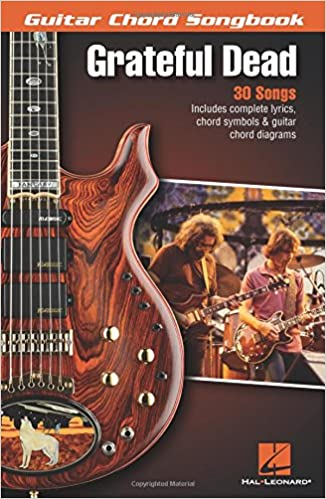 Amazon.com: Grateful Dead - Guitar Chord Songbook (0888680037246 ...