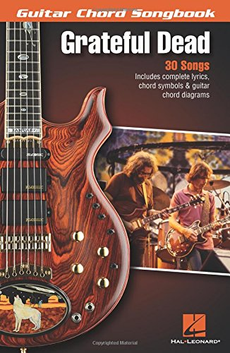 - Grateful Dead - Guitar Chord Songbook