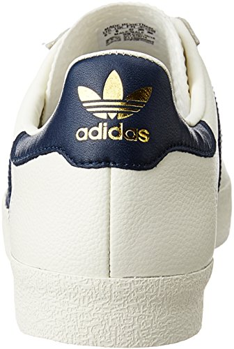 Adidas Adidas 350, core black/off white/gold metallic off white/collegiate navy/gold metallic
