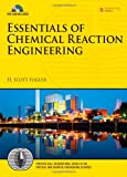 capa de Essentials of Chemical Reaction Engineering [With CDROM]