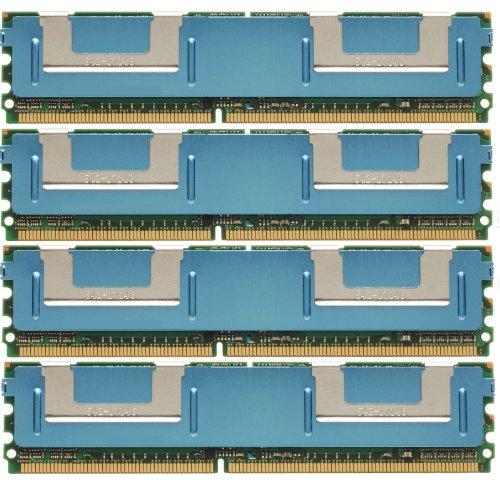 - (Not for PC!) 8GB 4x2GB PC2-5300 ECC FB-DIMM SERVER MEMORY for HP Compaq ProLiant DL380 G5 (MAJOR BRANDS)