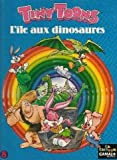 Tiny Toons : l'île aux dinosaures, tome 8