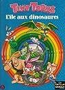 Tiny Toons 08 : L'île aux dinosaures par Duvault