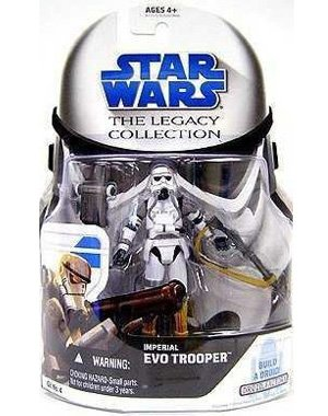 Star Wars The Legacy Collection Imperial EVO Trooper