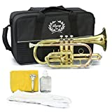 Legacy CT750Y Intermediate Cornet w/ Deluxe Convertible Case