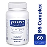 Pure Encapsulations - B6 Complex (60 Count)