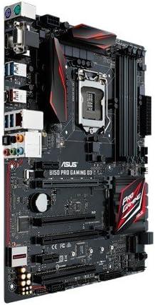 ASUS B150 PRO GAMING D3 ATX DDR3 1800 Motherboard