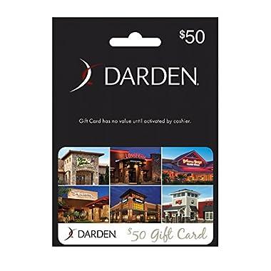 Darden Restaurants $50 Gift Card