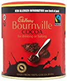 Cadbury Bournville Cocoa Fairtrade (125g) - Pack of 6