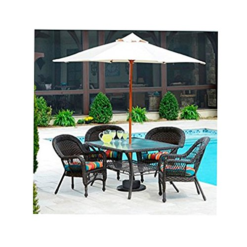 18'' Round Umbrella Base Weight Bag - Up to 85#. Safety solution for Patio, Offset and Cantilever Umbrellas. Canopy Patio Beach Round Umbrella, tent Base Weightbag, Weather and UV resistant #81473 by Beststar (Image #3)