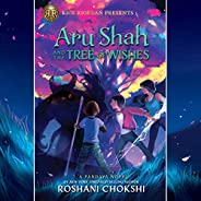 Aru Shah and the Tree of Wishes: A Pandava Novel, Book 3