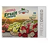 Brothers-ALL-Natural Fruit Crisps, Strawberry
