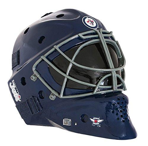 Team Sports America Winnipeg Jets Helmet Bluetooth Speaker