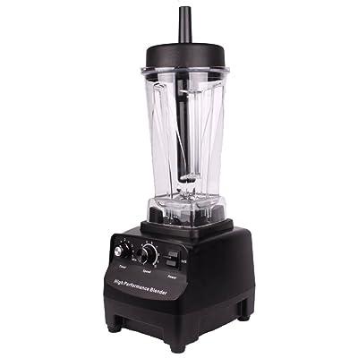 Bestevida Power Mixeur Blender Professionnel Electrique 2 litre noir