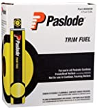 Paslode 650039 Short Yellow Fuel Cell 4-Pack for the Paslode Cordless Trim Nailers # 650039
