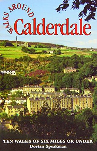 Walks Around Calderdale (Dalesman Walks Around)