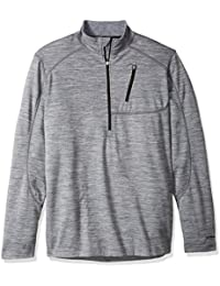 Men's Thermawool Merino Wool Half Zip Pullover Jacket