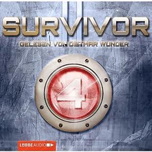 Folter (Survivor 2.04) Hörbuch