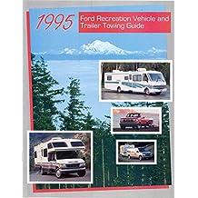 1995 Ford Motorhome RV Travel Trailer Van Brochure