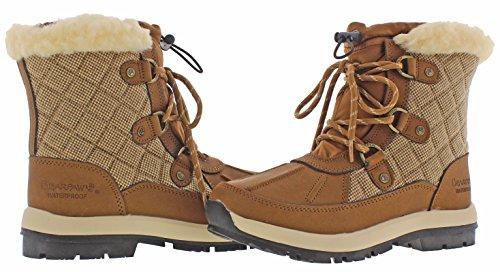 Bearpaw Women Bethany Snow Boot Tan