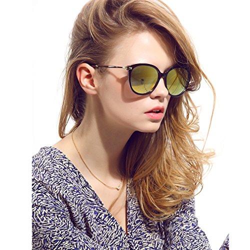 Womens-Polarized-Sunglasses-Cat-Eye-Sunglasses-Aviator-Wayfarer-SunglassesCase