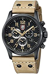 Luminox Men's A.1945 Atacama Analog Display Quartz Brown Watch