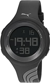 Puma PU911091002 Active Black Twist L LCD Watch