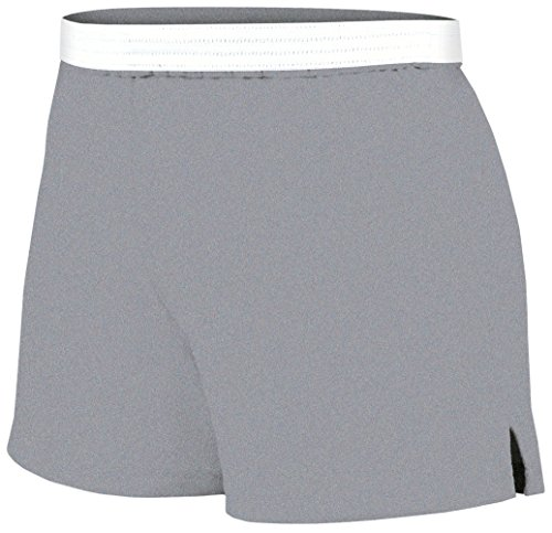 Soffe Juniors Athletic Short, Oxford, Medium by Soffe