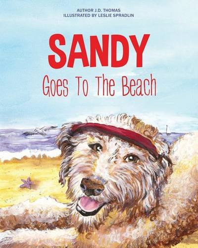 Sandy Goes to the Beach by Xulon Press (Image #2)