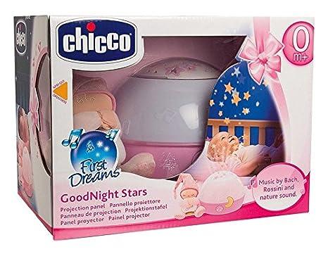 Centro Actividad Chicco 2427.10 Proyección G. Night estrella rosa ...