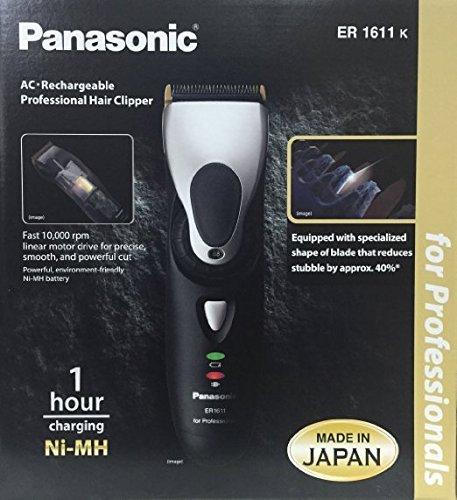 Professionals Hair Clipper Panasonic ER1611k ORIGINAL JAPAN