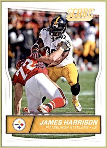 2016 Score #258 James Harrison PITTSBURGH STEELERS