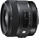 Sigma 30mm F1.4 Art DC HSM Lens for Canon (Renewed)
