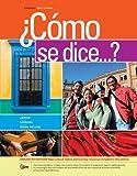 img - for  Como se dice...?, Enhanced (World Languages) book / textbook / text book